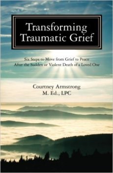 Transforming Traumatic Grief Book Cover