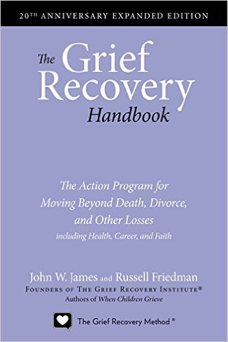 The Grief Recovery Handbook - 20th Anniversary Book Cover
