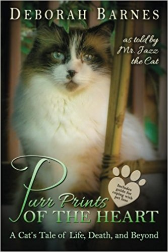 Purr Prints of the Heart by Deborah Barnes