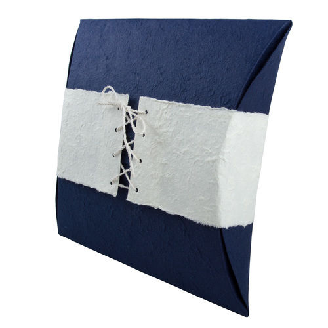 Perfect Memorials Aqua Pillow Biodegradable Urn