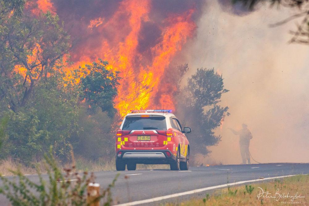 Bushfires NSW 2019 PetarB Photography