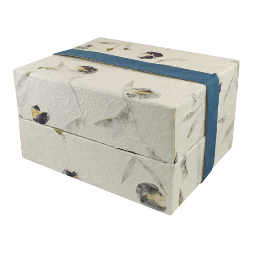 Biodegradable Box Urn for Ashes