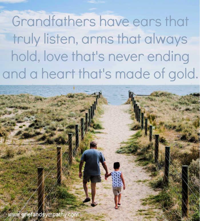 Grandfather quote - meme