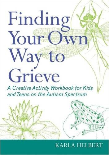 Finding Your Own Way to Grieve Book Cover