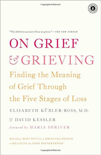 On Grief and Grieving Book Cover