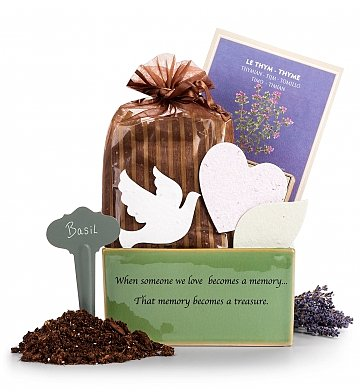 Sympathy Grows Memory Garden from Gift Tree