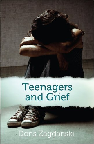 Teenagers and Grief Book Cover