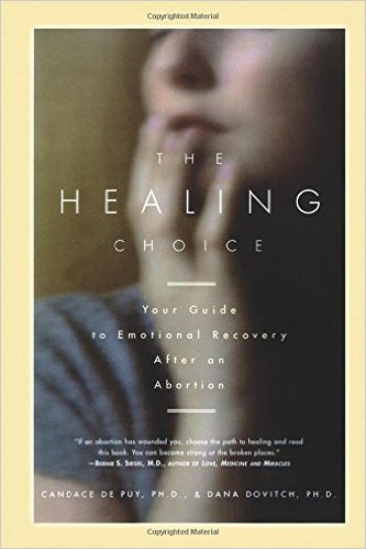 The Healing Choice - Your Guide to Emotional Recovery after an Abortion