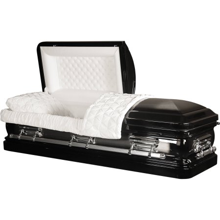 Black Star Legacy Casket