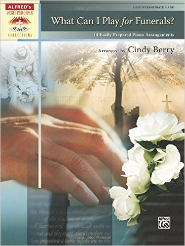 Sheet Music for Funeral Hymns