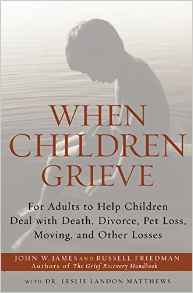 When Children Grieve - Book Cover