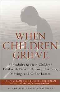 When Children Grieve - Book Cover
