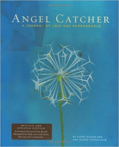 Angel Catcher Grief Journal