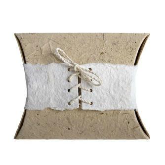 Perfect Memorials Aqua Pillow Small Size in White