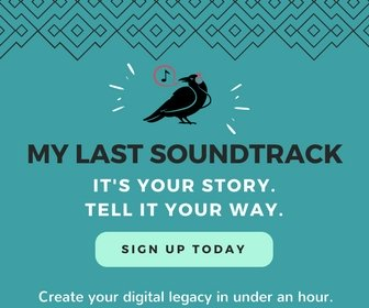 My Last Soundtrack. Create your own digital memorial.