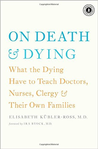 On Death and Dying Book Cover