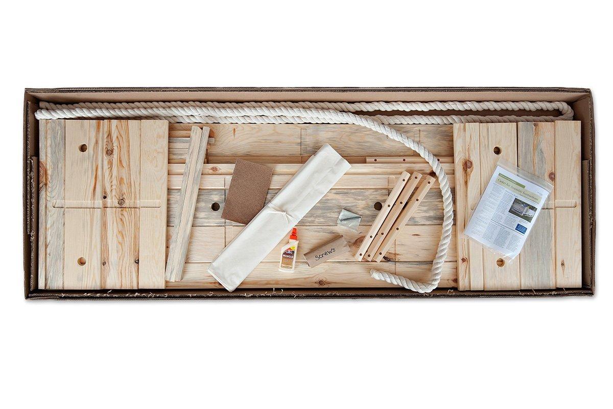 Build your own casket kit