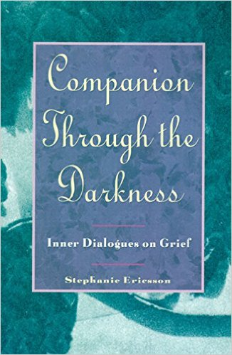 Companion through the darkness by Stephanie Ericsson Book Cover