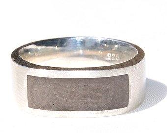 Cremation Ring for Men