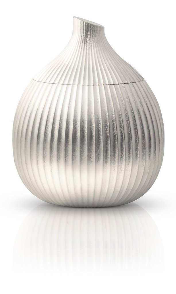 Elysian Falls Urn from Urns in Style Silver Tone