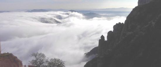 Above the clouds.  There is hope for those caring for loved ones with Alzheimer's